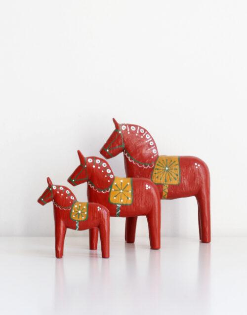 Zweedse paardjes